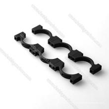 Abrazadera de aluminio personalizada CNC