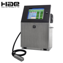 Industrial Touch Screen continuous CIJ Eggs Inkjet Printer