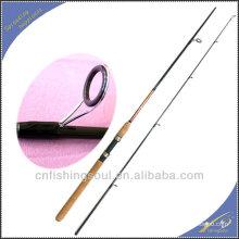 SPR019 wholesale fishing tackle fishing equipment shandong spinning nano fishing rod
