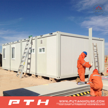 China Prefabricated Container House as Modular Apartment Building