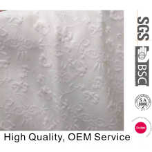100% Polyester Single Jersey Jacquard Knitted Fabric