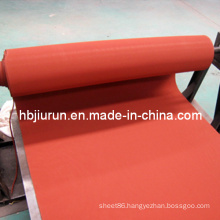 Red Cold Resistant Neoprene Rubber Mat for Floor