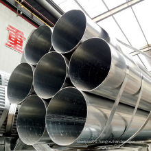 Pre-Galvanized Gi Pipe with 60G/M2 Zinc Cover