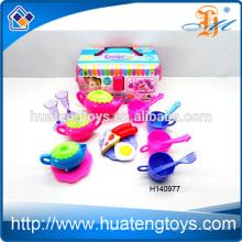 2014 Großhandel Plastikbesteck Spielhaus Besteck setzt Plastikbesteckspielwaren H140977