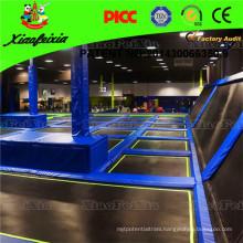 China Audited Manufacturer Indoor Trampoline Park for Teenagers