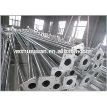Poteaux en acier galvanisé