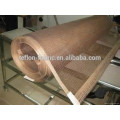 Teflon Wire mesh conveyor belt for Screen printing