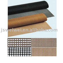 PTFE coated open mesh cloth different mesh size for option