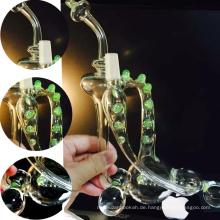 Qualifizierte Glaswasserpfeife mit gutem Preis