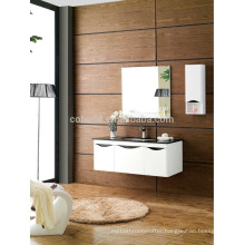 K-1035 Classical family used double sink bathroom cabinet, bathroom furniture vanity products
