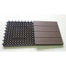 Деревянный материал и садовый ландшафт и Тип террасная доска террасная плитка ДПК