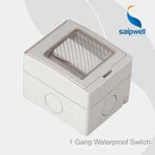 Saip Высокое качество ip55 водонепроницаемый 13А 250В для поверхностного монтажа с CE, Rohs