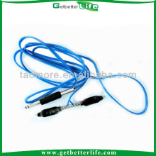 getbetterlife 2014 alta calidad profesional de tatuaje Clip cable caliente en venta de silicona