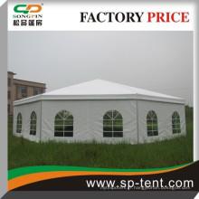Fabrication de tentes décapotis décapotisées pour l'événement en plein air