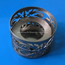 Metal Wire Tea Light Candle Holder