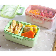 Tott Bamboo Fiber Lunch Box with Dividers