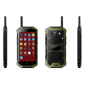 4400mAh Batterie Walkie Talkie Tough Telefon