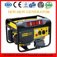 2kw Sp-Typ Benzin-Generator für den Heimgebrauch mit CE (SP2500)