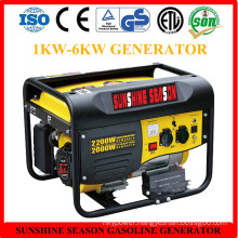 2kw Sp Type Gasoline Generator for Home Use with CE (SP2500)
