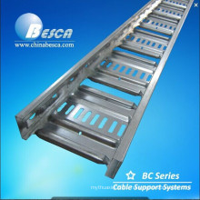 GI perforated cable trays/ladder type cable trays
