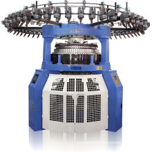 High Speed Computerized Jacquard Famous Computer System Double Jersey Circular Knitting Machine
