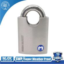 MOK@33/50WF raised shoulder stainless,Outdoor water proof ,anti-rust padlock