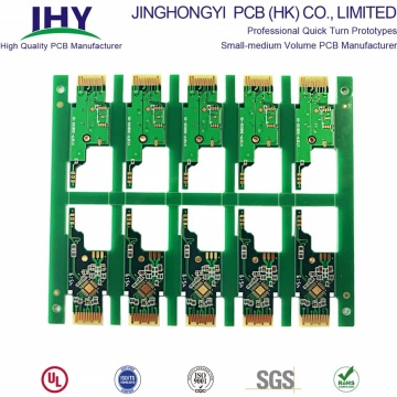 4-layer Fr4 Glass Fiber Material Optical Fiber PCB