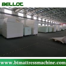 OEM прокатки Упакованные кроватях матрас памяти пены фабрика