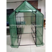 Easy pop up small green house