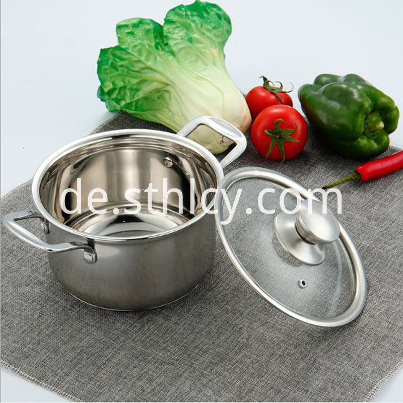 Food Grade Soup Pot