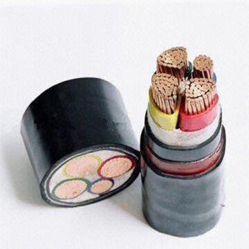 Copper  Shielded XLPE  Electrical Power Cables