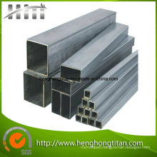 Seamless and Welded Carbon Steel Square Pipe for Structure Frame