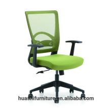 X1-02BT Mid-back chair with chrome base