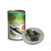 Top Quality 425g Mackerel in Brine