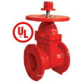 UL/FM 200psi Nrs Type Flanged End Gate Valve