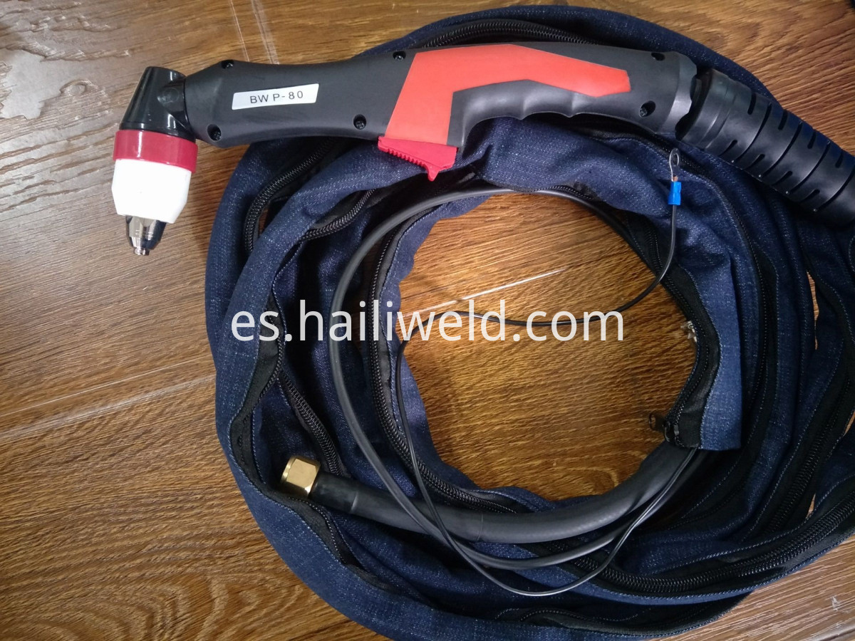 Panasonic P-80 Air cooled plasma cutting torch new type