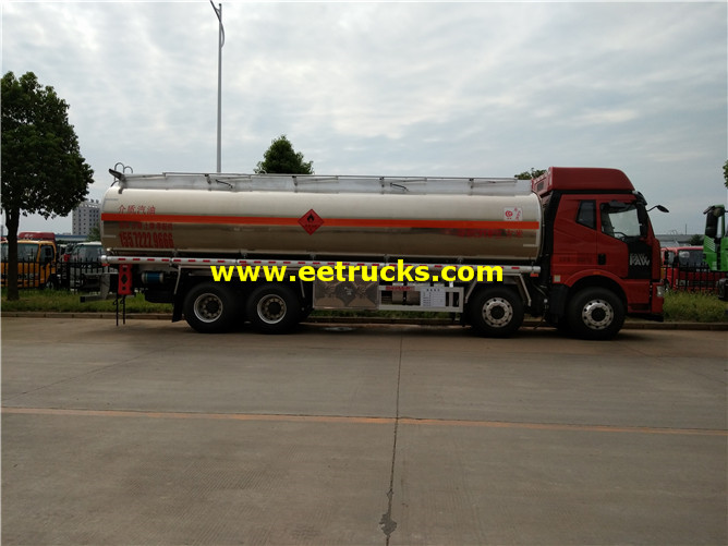 Faw Milk Tanker Trucks