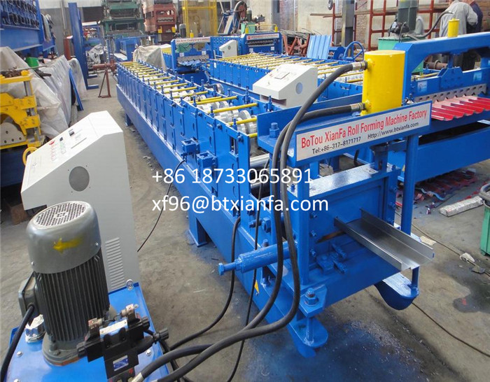 Hydraulic Door Frame Forming Machine