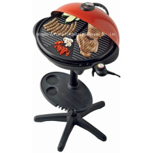 Electric Indoor/Outdoor Grill, Stand Barbecue Grill for Household Use