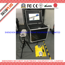 SECUPLUS Mobile Under Vehicle system to Inspect and Record the Underside of Vehicles SPV3000