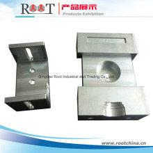 Kundenspezifische Aluminiun CNC-Maschinen-Teile