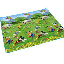 Laminated ppnon woven children play mat