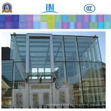 Colro / Clear Glass Sheet, Paneles de vallas decorativas para vidrio doméstico