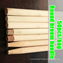round broom handle, round wooden broom handle, round wood broom handle
