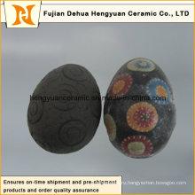 Декоративное керамическое искусственное пасхальное яйцо Продажа
