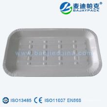 Caja de carga de instrumental médico desechable seguro