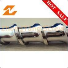 Tambor bimetálico do parafuso da máquina da extrusão do PVC do PE