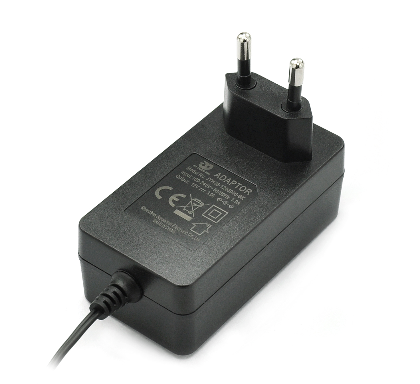 36W Wall Mount Charger 5V 4A12V 3A24V 1.5A (16)