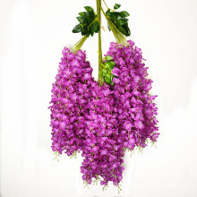 Wholesale Silk Rose Artificial Flowers Bouquet Decorative Flowers For Home Wedding Decor Wholesale Artificial Flower