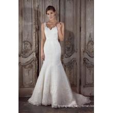(XF636) Wholesale Elegant Ladies Pretty Witch Wedding Dress